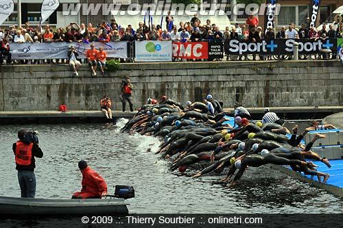 Dunkerque 2009 - Départ hommes