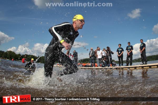 Benoit Augeux - Triathlon de Belfort