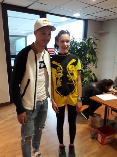 Coline France Duathlon 2018