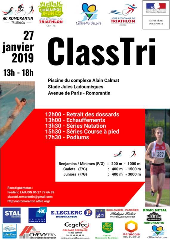 Class Triathlon 2019