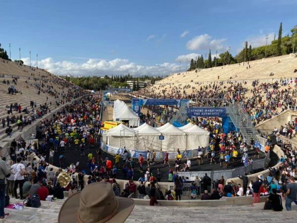 Marathon Athènes