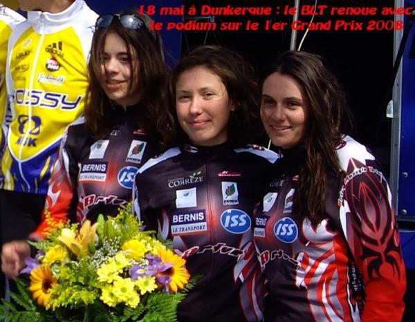 GP2008_Dunkerque : Podium féminin