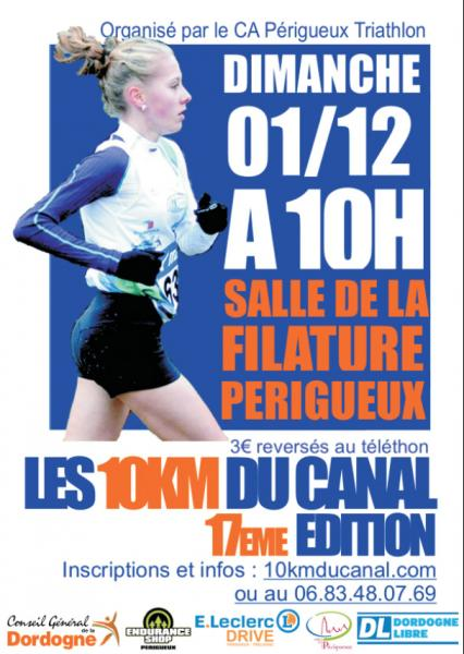 10 Km du Canal 2013