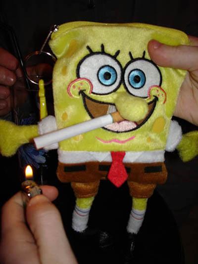 Sponge Bob Toxico!