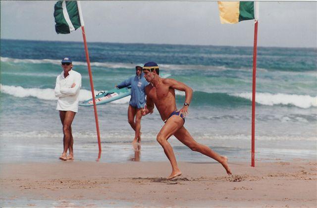 Surf Live saving sur la Gold Coast Autsralienne