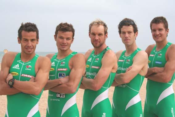 équipe 2006