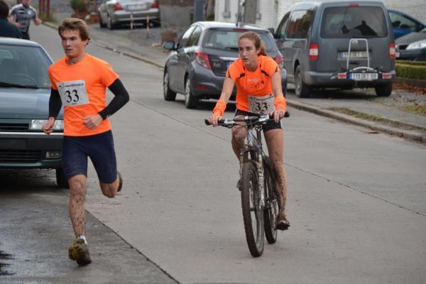 Run and bike de Colfontaine