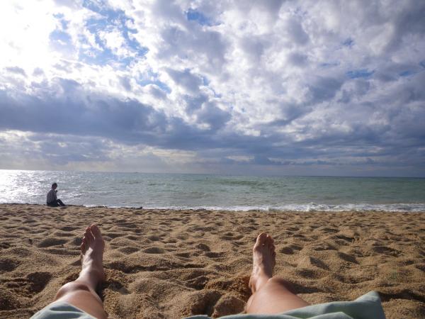 Playa Barcelone