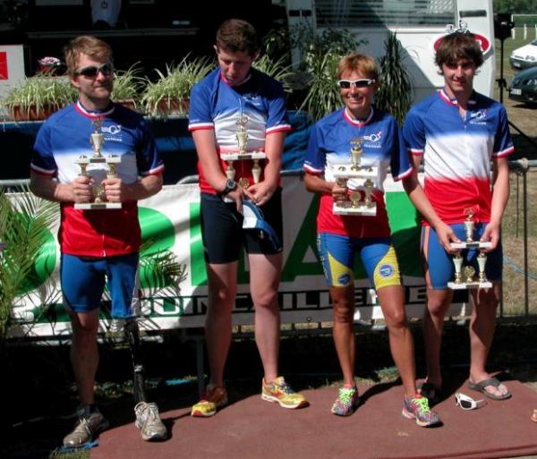 Titre national : les vainqueurs 2009