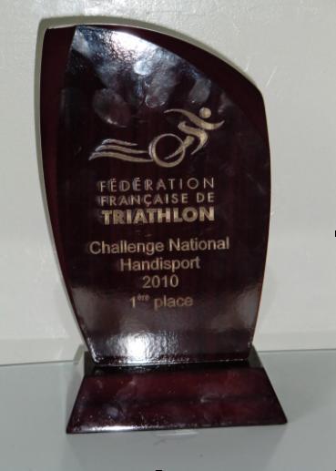 trophée 2010