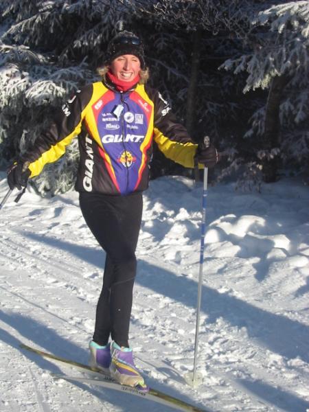Ski de fond à l'Aigoual