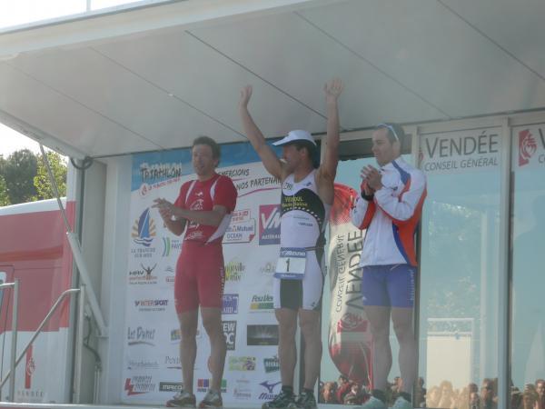 podium la tranche sur mer 2012