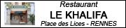 Le Khalifa - rennes