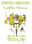 Epreuve labellis� Triathlon au F�minin