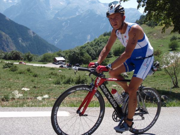 Triathlon EDF-Alpe d'Huez