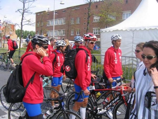 Controle des vélos