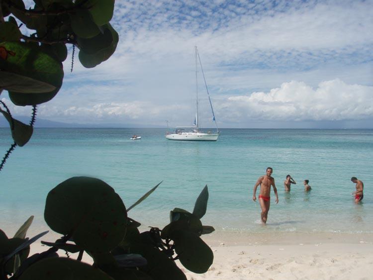 Gwada 2007 - plage
