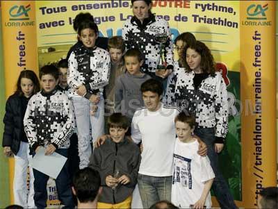 Aquathlon de Vittel 2005