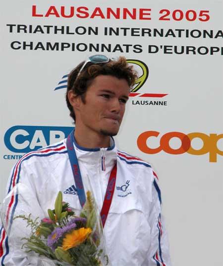 Champion d'Europe 2005