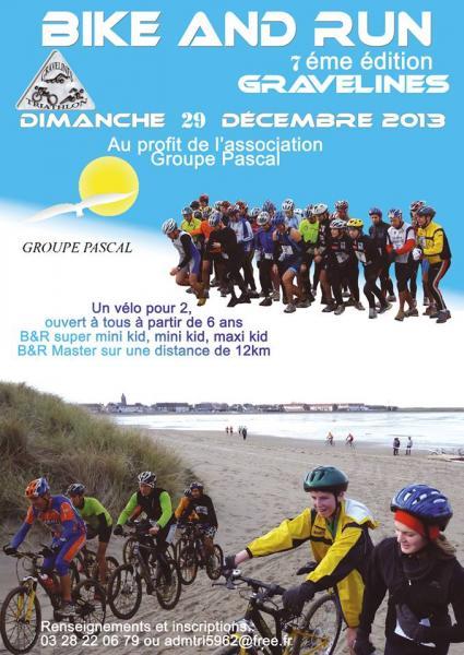 Afffiche B&R 29/12/2013