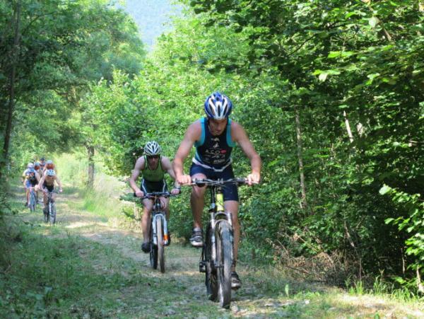 Triathlon nature Valbonnais