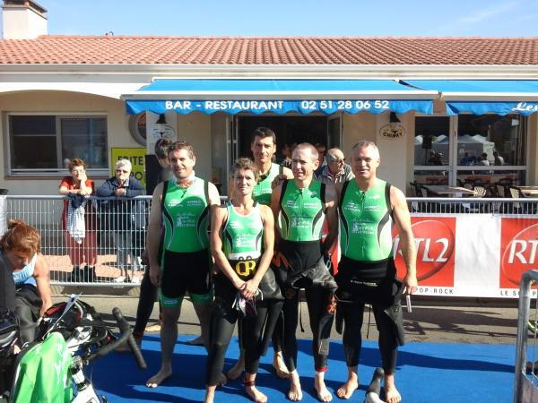 Triathlon Sud Vendée 2