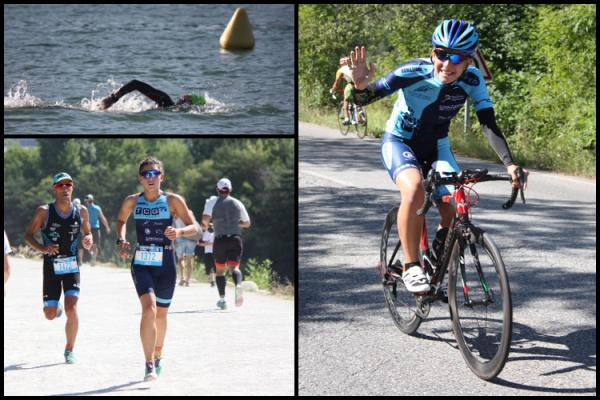 triathlon courte distance embrun