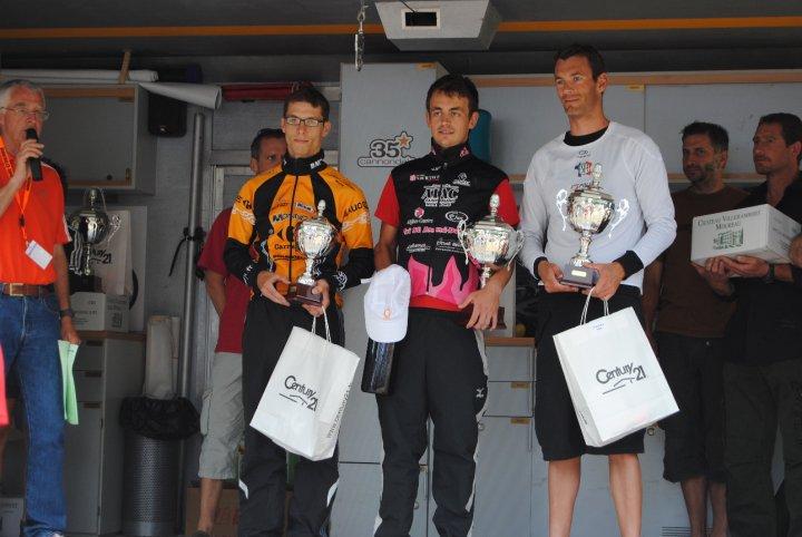 Podium Bacchus Triathlon