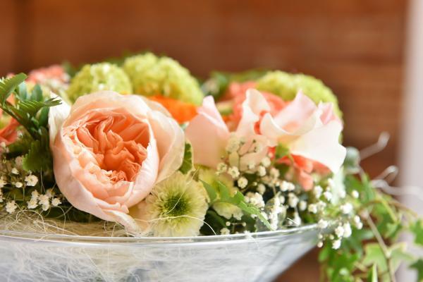 mariage margot et quentin corail