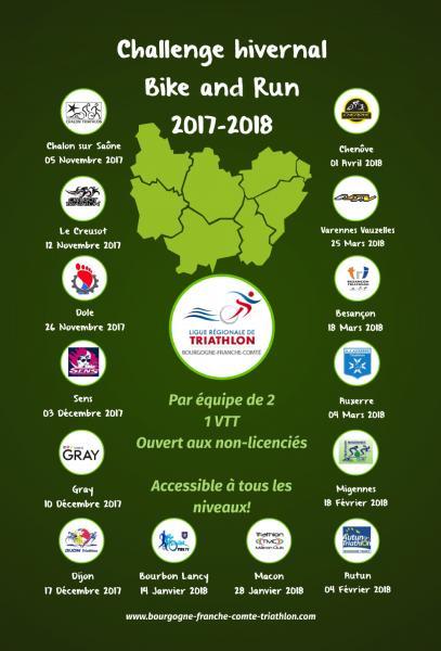 Bike & Run 2017-2018