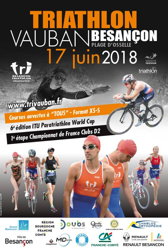 Triathlon Vauban 2018