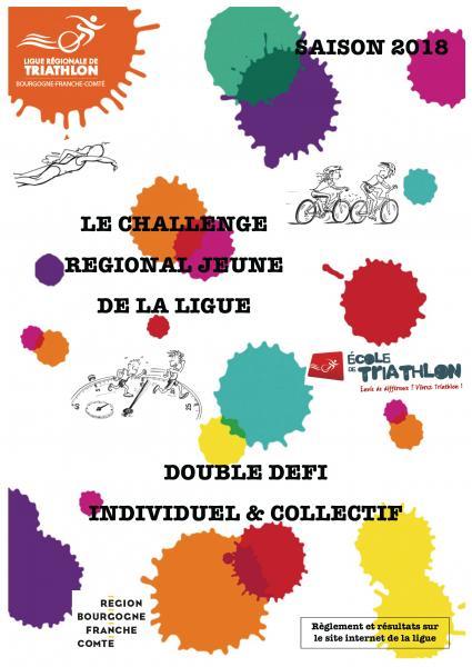 Affiche Challenge Regional Jeune