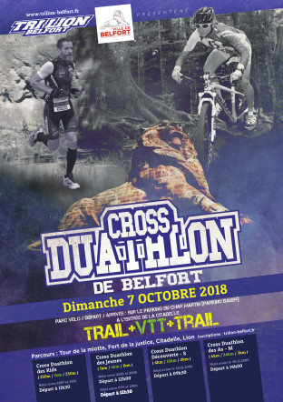 Cross Duathlon Belfort 2018