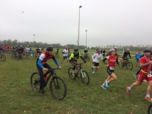 Bike & Run de Chalon 2018