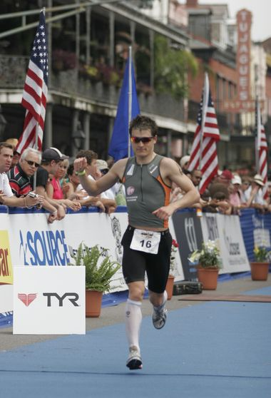 Romain Guillaume - IM 70.3 New Orleans