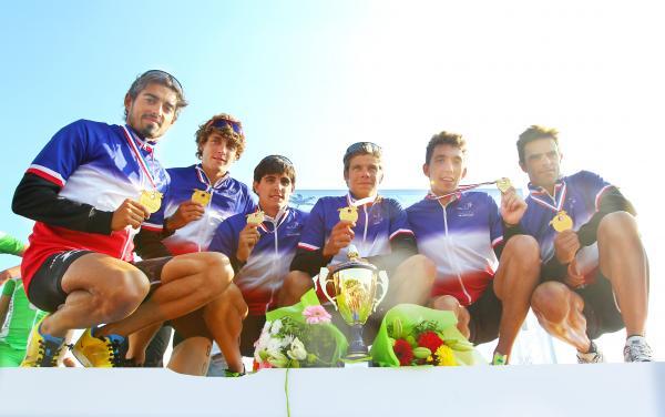 CHAMPIONS DE FRANCE 2012