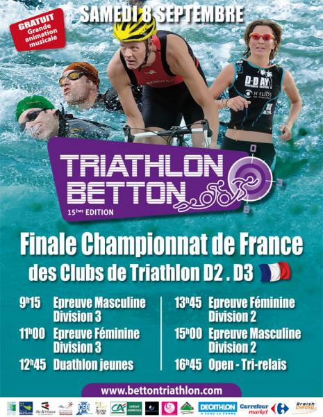 BETTON Triathlon