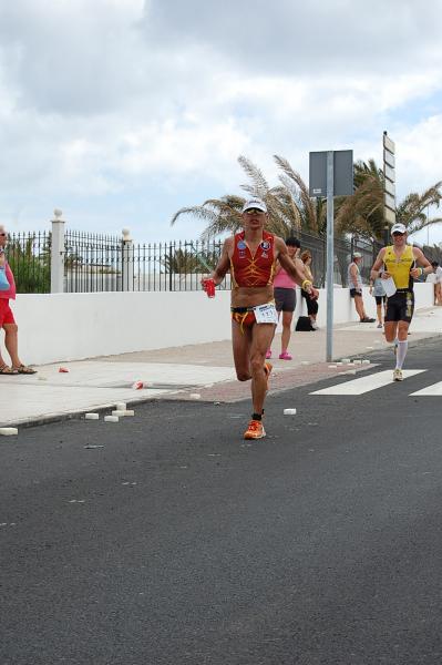 Rémy Strat à Lanzarote 2008