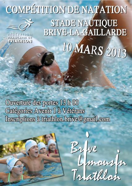 blt natation