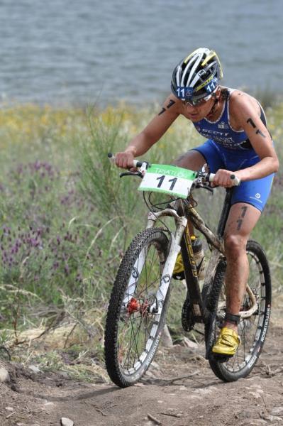ITU CrossTriathlon - bubu bike