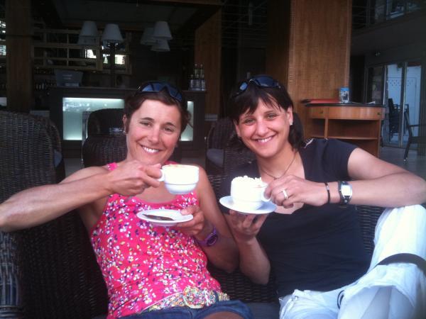 Pause Café Calvi - Renata & Bubu