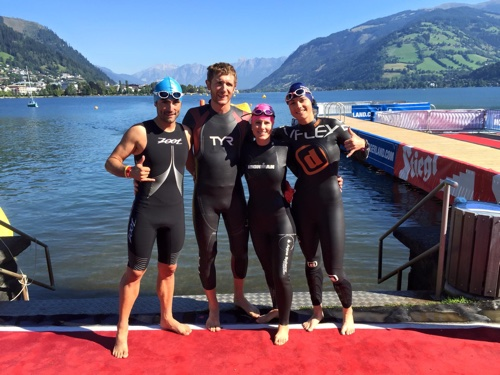 WC70.3 zell am see