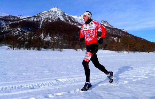 Trail blanc 30km Serre Chevalier