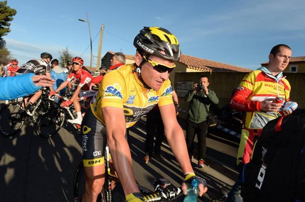 Thomas Voeckler Athlete est le premier à remporter au classement général Le Tour La Provence !