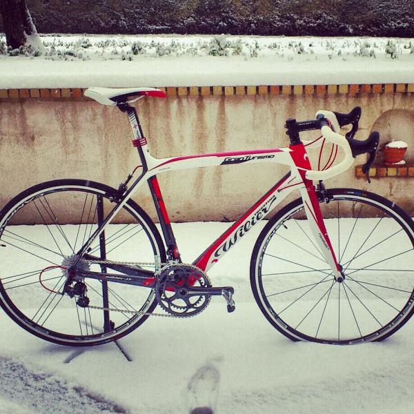 bike wiliers granturismo