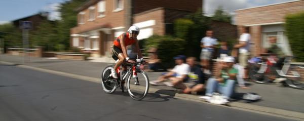Relais vélo du Ch'triman - km 119