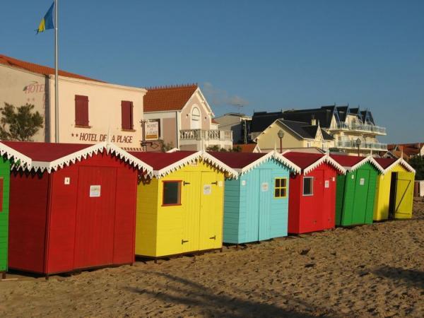 Les baraques Chatelaillon-plage
