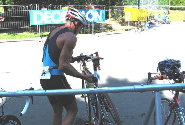 CF 2007 Parcours cycliste Robert