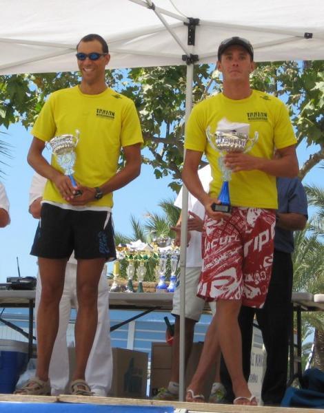 Biathlon du Lavandou Podium + 20 ans