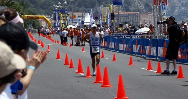 Renaud, départ du marathon